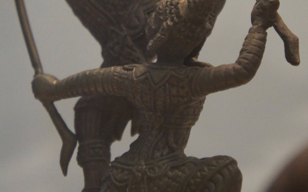Dharma  –  orden  i  kaos